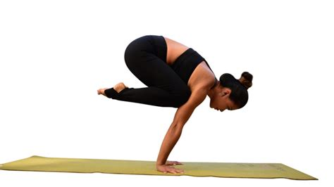 8 Scary Yoga Poses To Stop Dreading