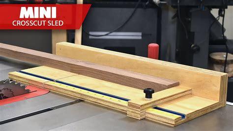table  sled mini youtube