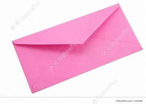 Image Of Pink Envelope