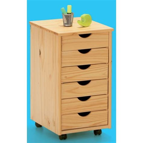 caisson de bureau en bois caisson de bureau bois