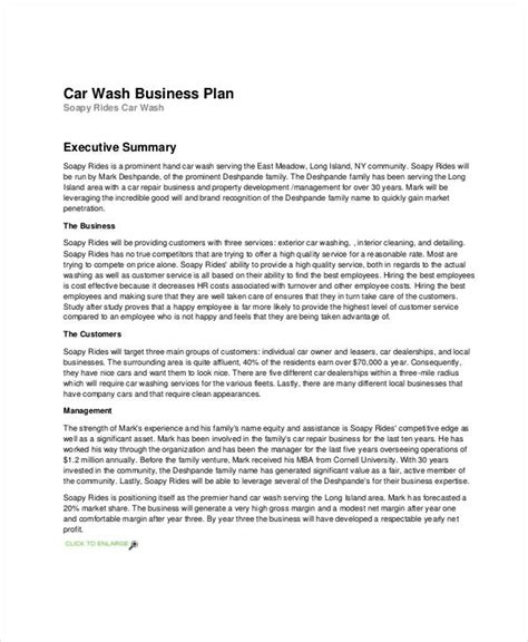 simple business plan examples   ms word