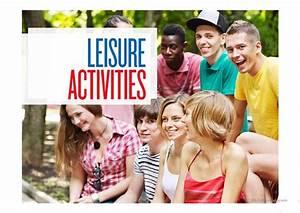 Leisure activities worksheet - Free ESL projectable ...