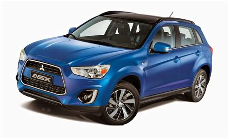 Asx is the compact crossover with fresh new design, smart technology and the latest in safety. The Motoring World: New Mitsubishi ASX launched to build ...