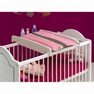 lit bebe avec table a langer integree pas cher ouistitipop With chambre bébé design avec fleur de bach biocoop