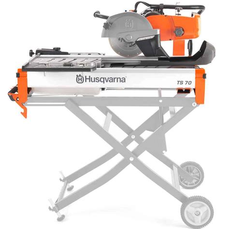 Husqvarna Tile Saw Stand by Husqvarna Ts70 Tile Saw Contractors Direct