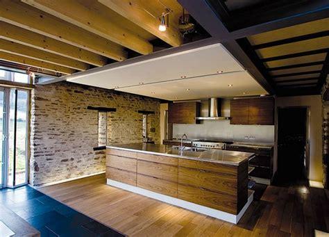 barn conversion kitchen designs hillcott barn rra architects 171 inhabitat green design 4317