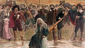 Salem Witch Trials History