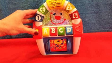 mattel fisher price letters shapes  numbers