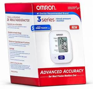 Omron 10 Series Blood Pressure Monitor Model Bp786n