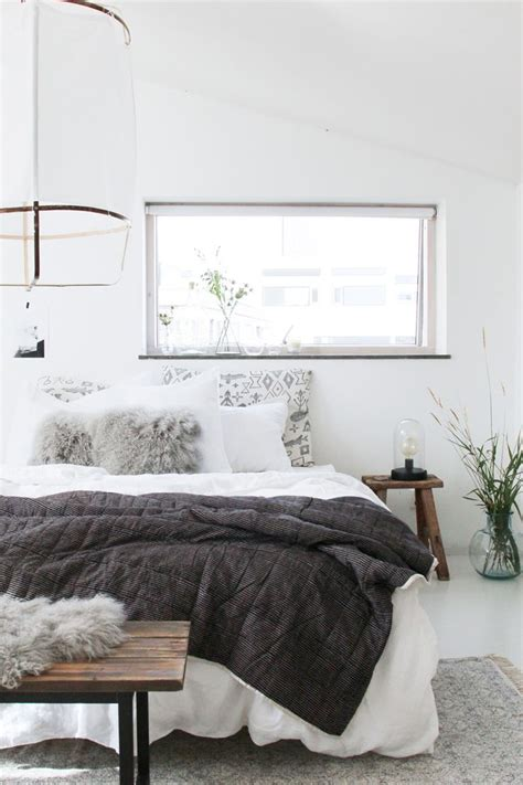 Snoozing Soothing Scandinavian Way by Snoozing The Soothing Scandinavian Way Bedroom