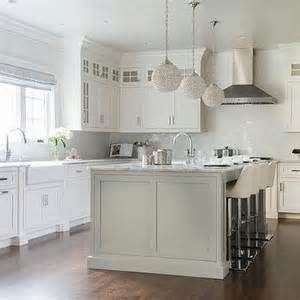 white kitchen island with stools gray kitchen island with statuary marble countertops transitional kitchen