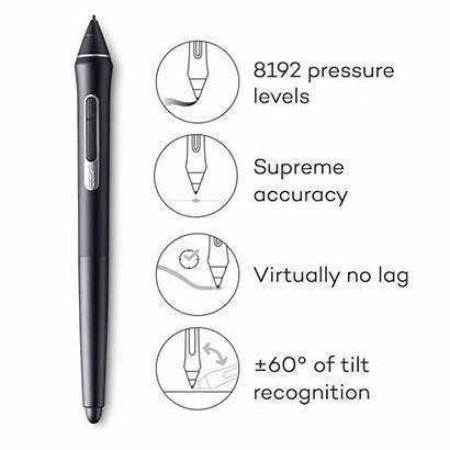 Cintiq Wacom Tablet Graphic Display Pen Creative
