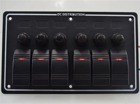 Boat Switch Panel With Breakers by Boat Switch Panels W Breakers Images
