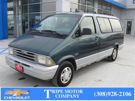 Ford Aerostar For Sale by Ford Aerostar For Sale Carsforsale 174