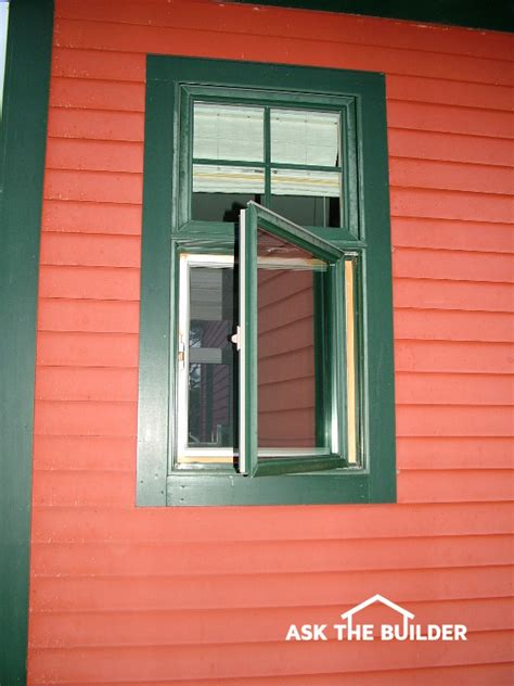 Casement Windows  Ask The Builder