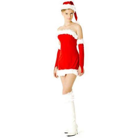 strapless santa dress christmas dresses