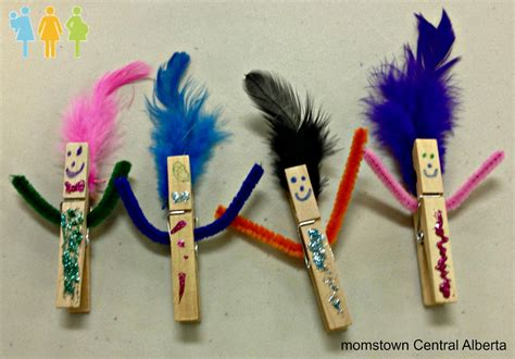 Art and Play: Silly Crafts for Preschoolers