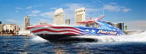 Boat Rides In San Diego by Flagship Patriot Jet Boat Ride San Diego Ca