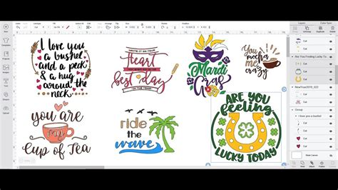 I purchased an svg file off of etsy that i was hoping i would be able to ungroup on cricut, unfortunately it does not allow me to. How to use FREE SVG files on iPhone for Cricut Design ...