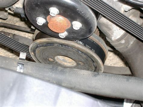 2005 mustang needs crankshaft pulley harmonic balancer
