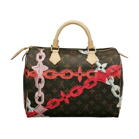 louis vuitton speedy monogram bay  reference guide