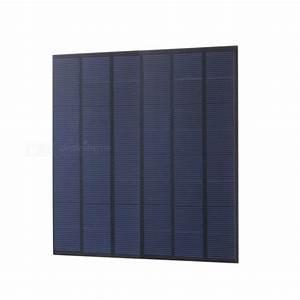 Panneau Solaire Gratuit : panneau solaire de silicium monocristallin de jedx sw4506 ~ Melissatoandfro.com Idées de Décoration