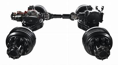 Mack Axle Axles Tandem Rating Weight S852