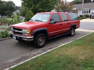 Purchase Used 1994 Chevrolet Suburban 2500 No Reserve