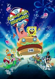 The SpongeBob SquarePants Movie | Movie fanart | fanart.tv