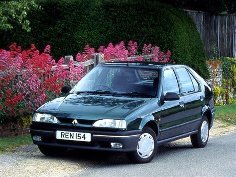 renault reno renault 19 5 doors specs 1992 1993 1994 1995
