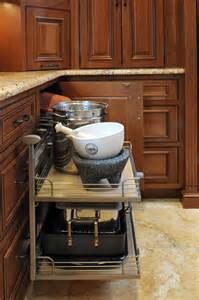 Lazy Susan Cabinet Organizer by Kitchen Corner Storage Cabinets