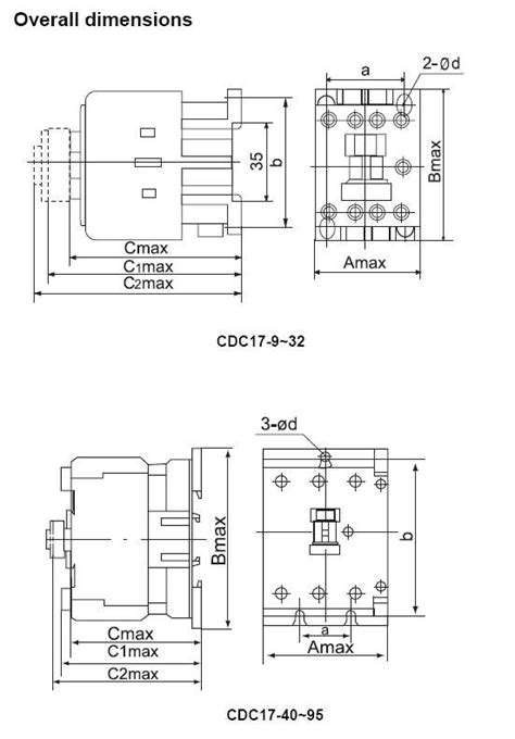 delixi brand cdc17 40 50 magnetic contactor ac switch shop for sale in china mainland
