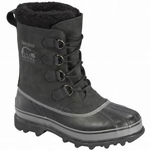 Sorel Men's Caribou Wool Winter Boot