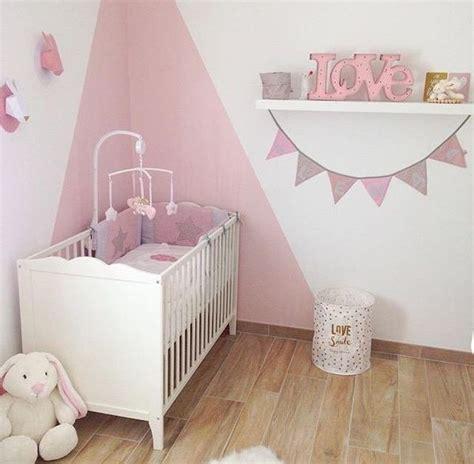 chambre bebe fille et gris chaios