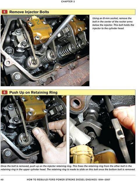 rebuild ford powerstroke diesel
