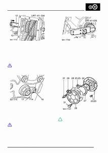 Land Rover Workshop Manuals  U0026gt  Lt230 Transfer Box