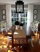 Cottage Dining Room Design Ideas  Native Home Garden Design
