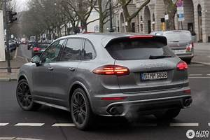 2017 Porsche Cayenne Turbo S : porsche 958 cayenne turbo s mkii 21 january 2017 autogespot ~ Maxctalentgroup.com Avis de Voitures