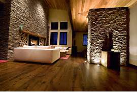 The Best Interior Design On Wall At Home Remodel Plank Ceiling Interior Modern Home Design Ideas With Stone Walls Dec