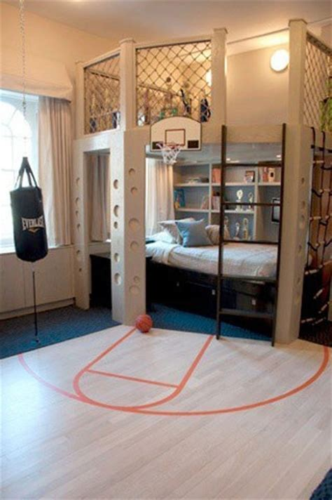 7 Cool Decorating Ideas For A Boy's Bedroom The