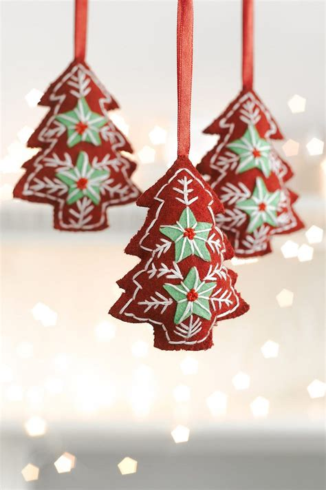 Magicforest Tree Sewing Set felt tree ornament set design ideas