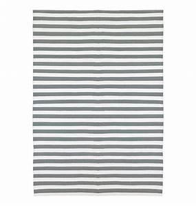 Teppich Grau Weiß Gestreift : teppich grau wei gestreift ~ Markanthonyermac.com Haus und Dekorationen