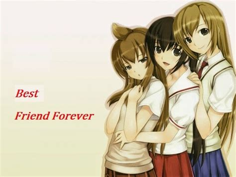 Anime Best Friends Wallpaper - anime best friends forever wallpapers 18868 wallpaper
