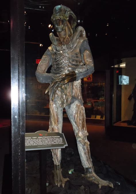 costume alien movie aliens cameron james costumes props hollywood film