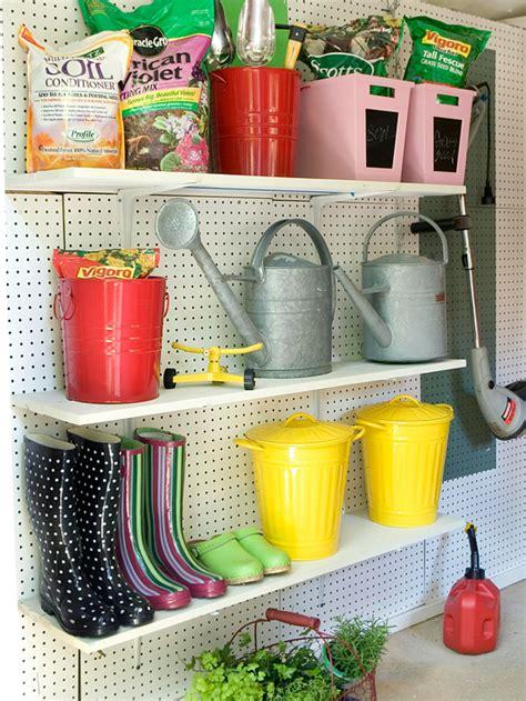 Simple Garage Organization Ideas by Get This Look Simple Garage Organizing Tips And Ideas