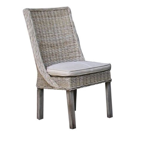 25 best ideas about wicker dining chairs on
