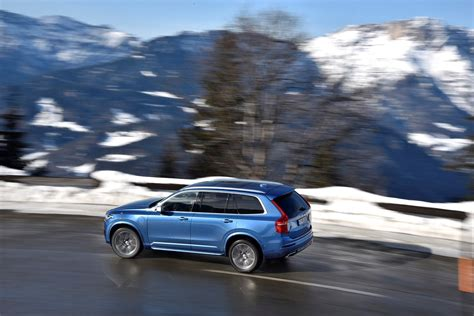 volvo vehicles volvo cars announces range of updates for model year 2017