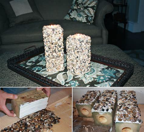 teelichthalter selber basteln weihnachten basteln mit naturmaterialien 42 coole bastelideen freshouse