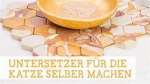 Fliesen Selber Machen : hexagon fliesen aus modelliermasse f r futterecke selber ~ Watch28wear.com Haus und Dekorationen