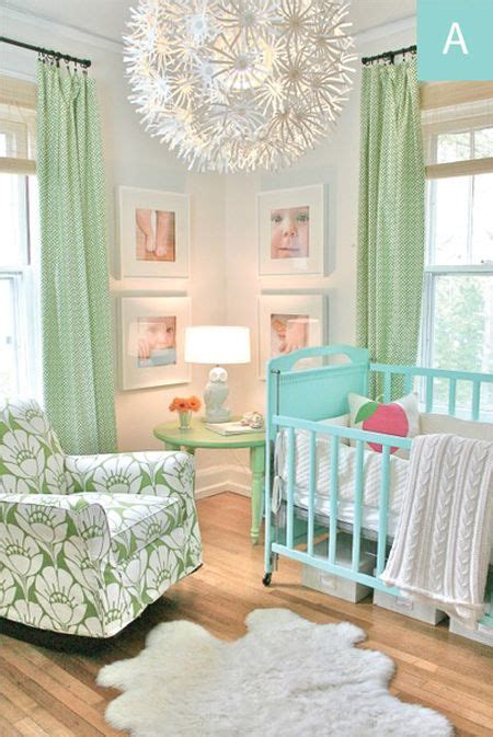 Σωστό χρώμα για το βρεφικό δωμάτιο Ερμηνεία χρωμάτων